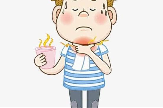 Quế điều trị chứng viêm họng