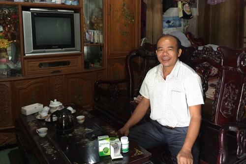 Chú Nguyễn Duy Cường