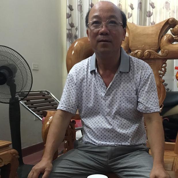Chú Lương Trí Thanh